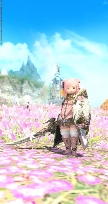 花姫騎士ララフェル
