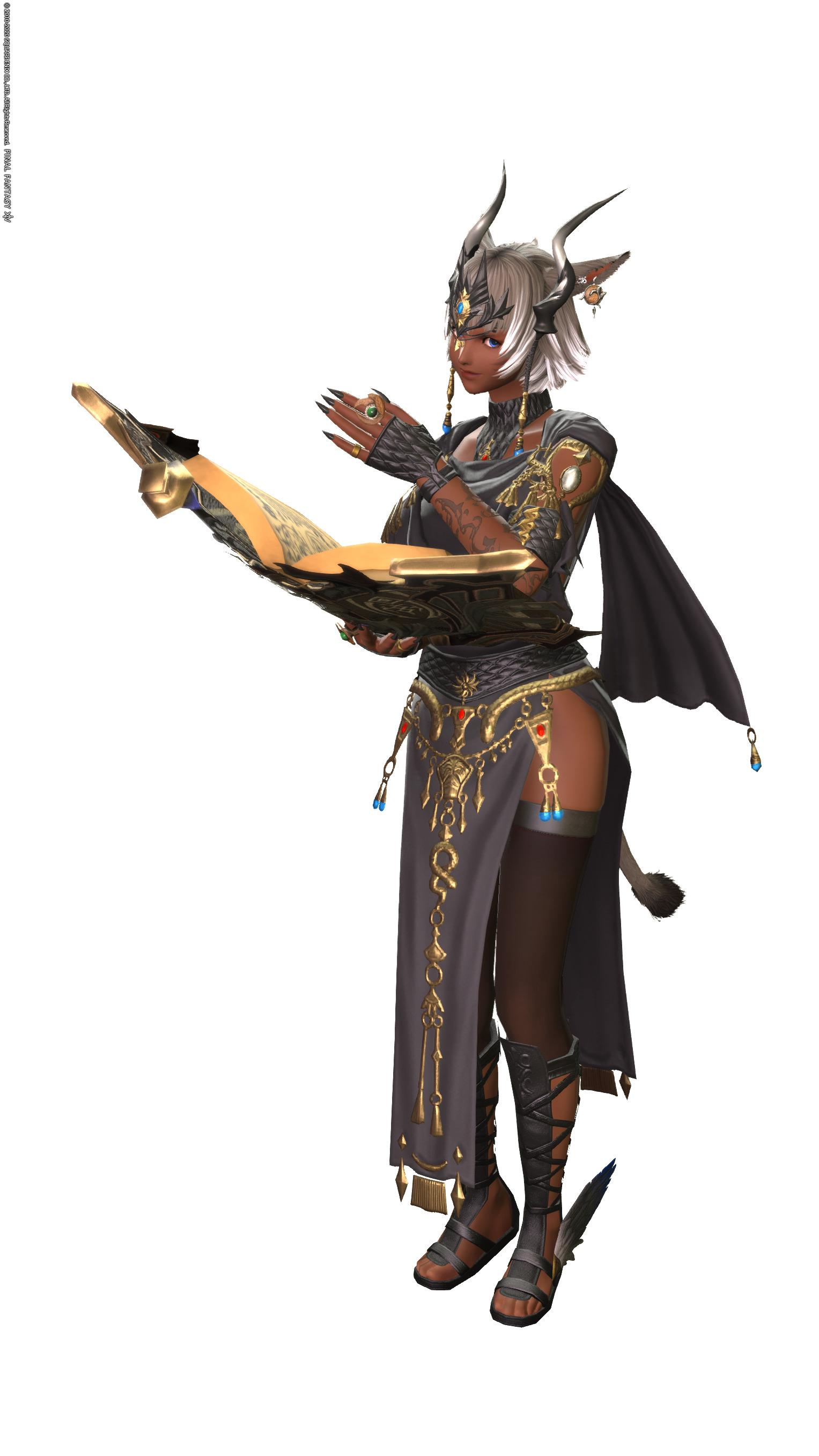 古代魔導師