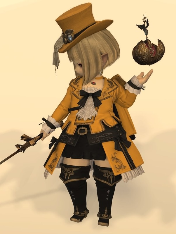 Yellow Mage