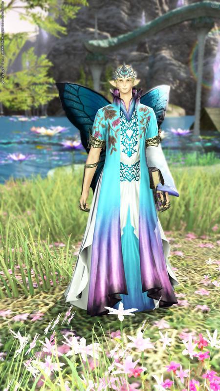 妖精王の召喚士