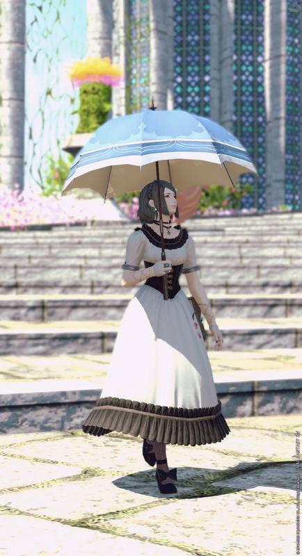 傘取得記念