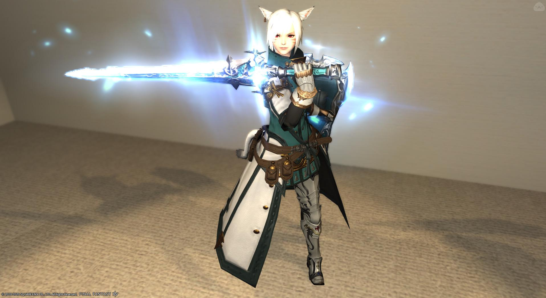 か弱い(笑)姉を守る騎士です。