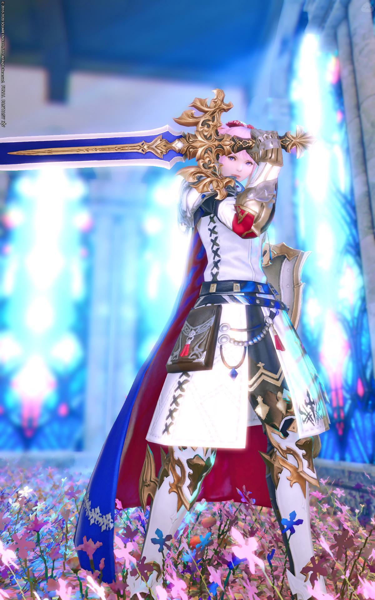 白青の騎士