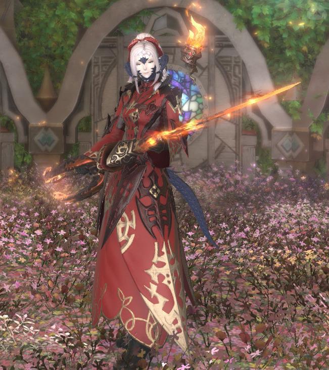 駆け出し(っぽくない)赤魔道士