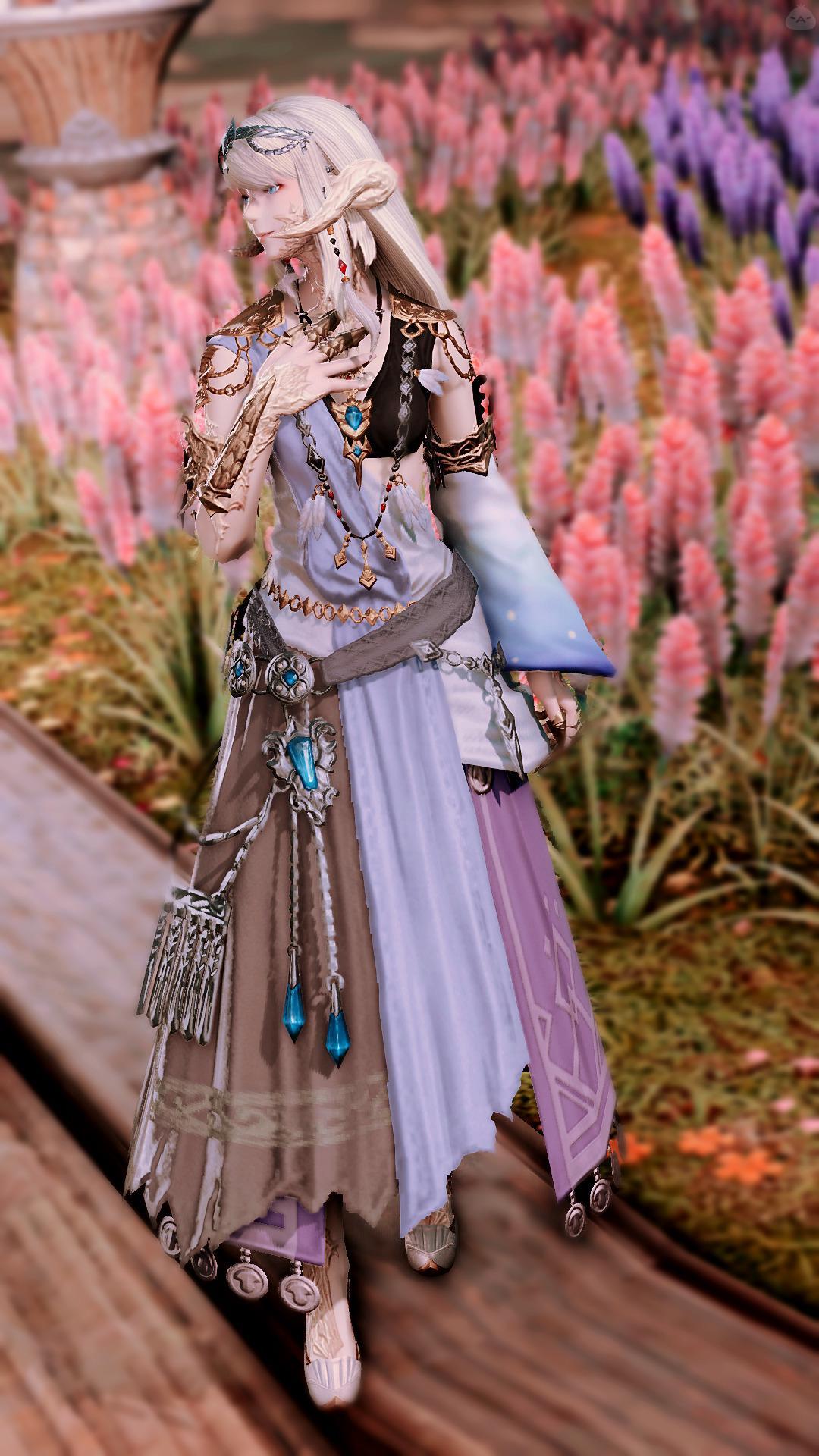 紫陽花の術師