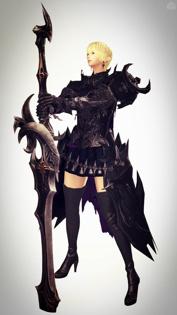 アビスの女騎士
