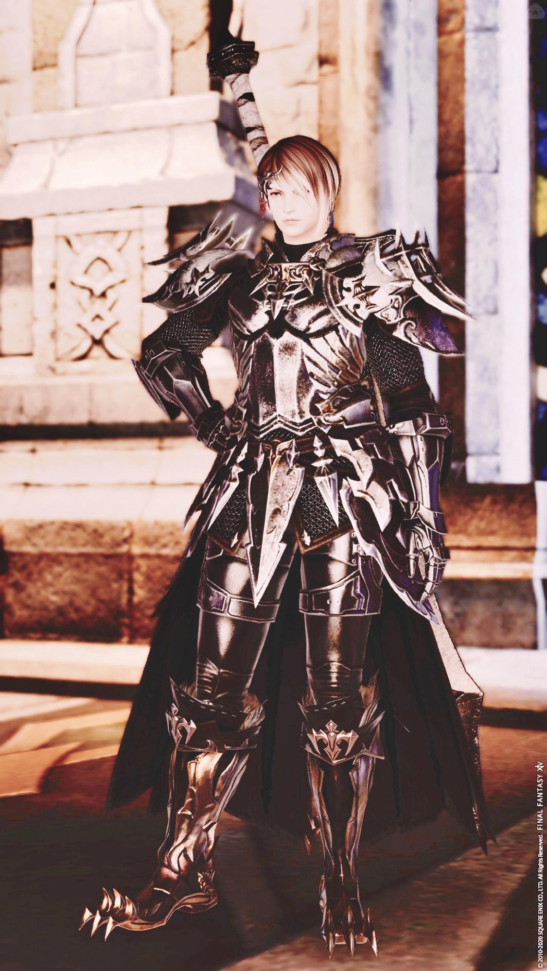 聖堂の騎士