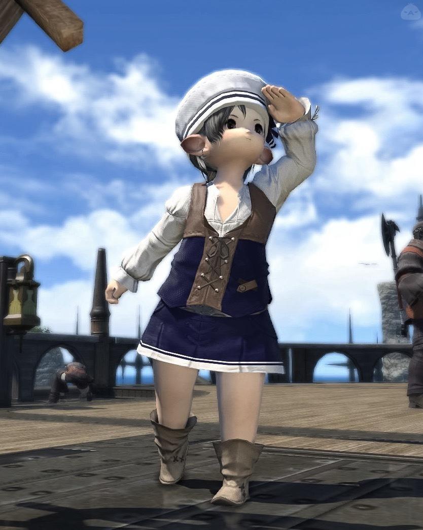 航海士見習い!