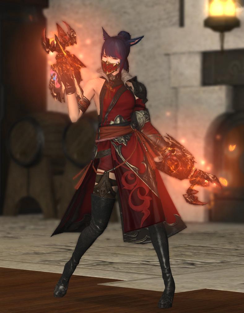 紅蓮の星導闘士