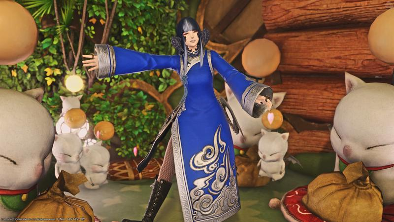 チャイナ踊り子