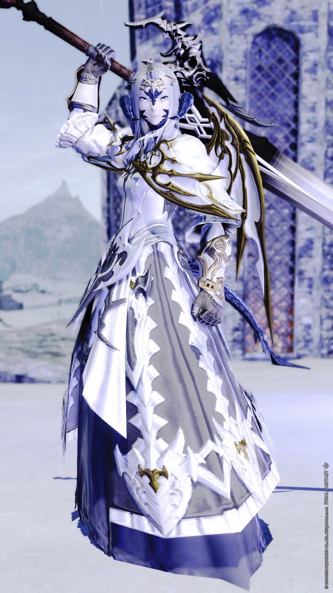 雪原の騎士