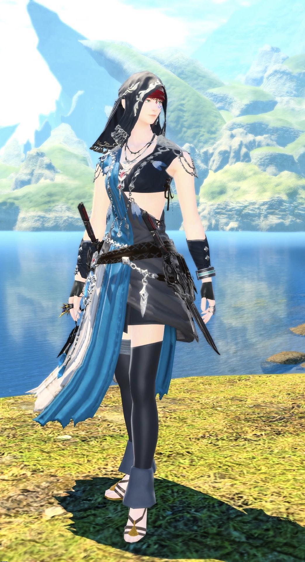 蒼の女海賊