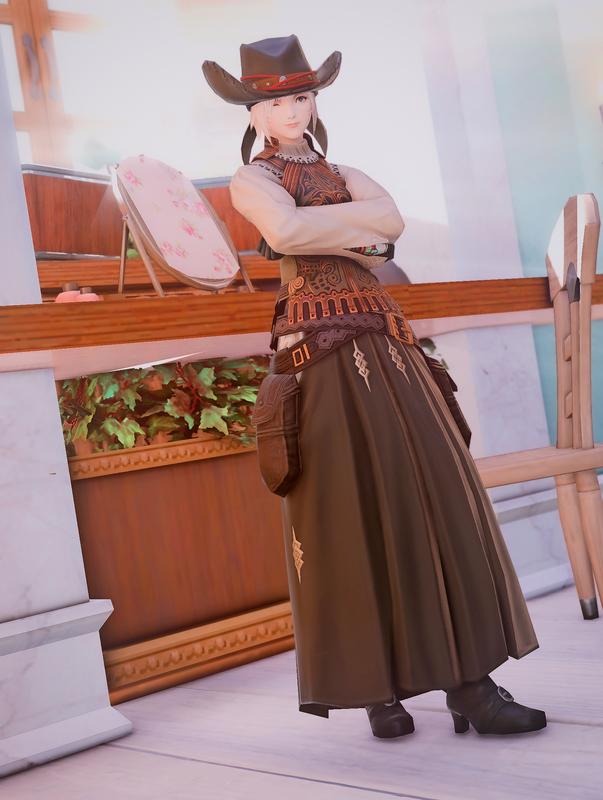 バルフレア風ガンナー