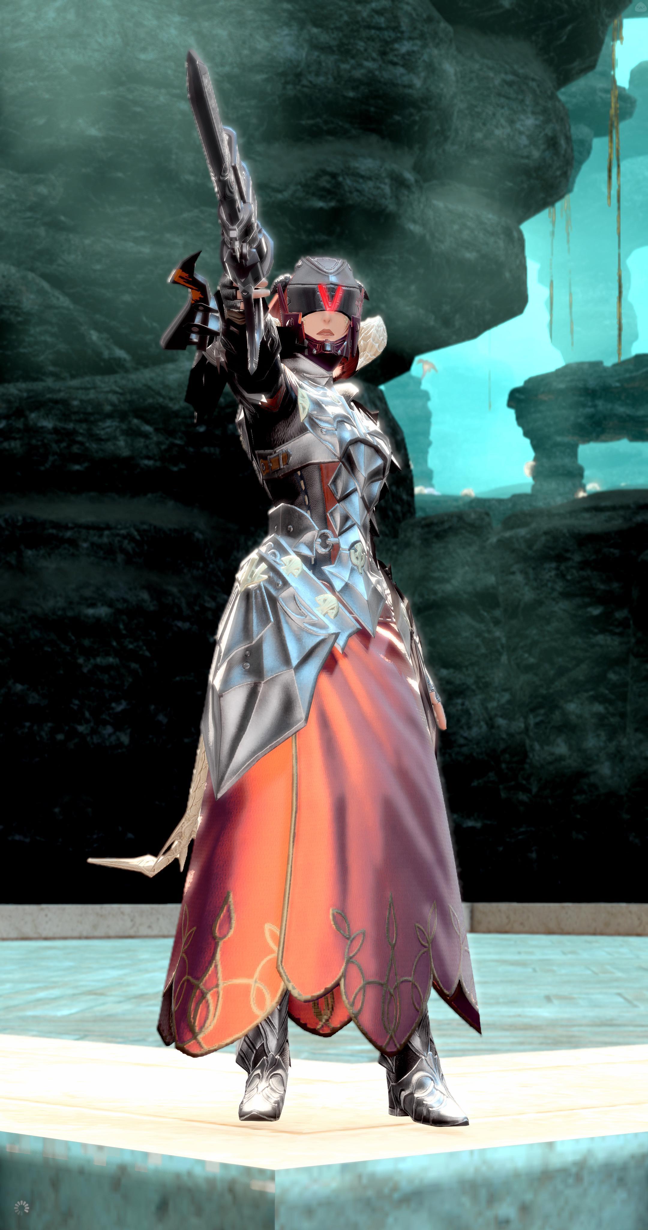 閃紅の騎士