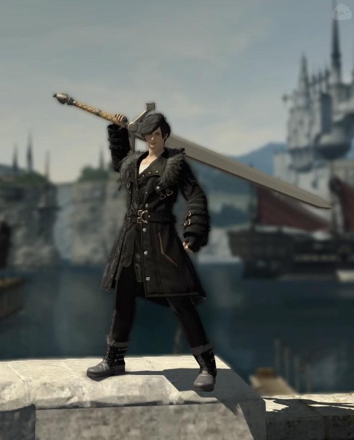 黒の剣士2