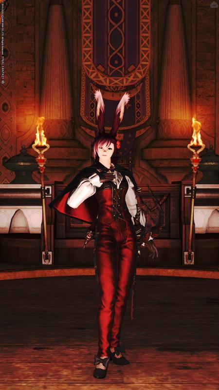 焔血の薔薇伯爵