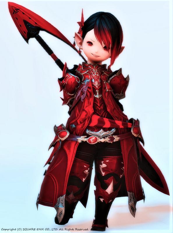 赤い血騎士