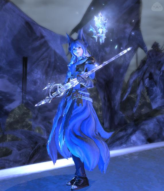 氷の赤魔導士 Fenrir