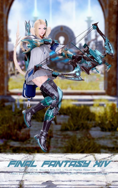 詩弩武装(しのぶそう)JK矢歌(やか)型