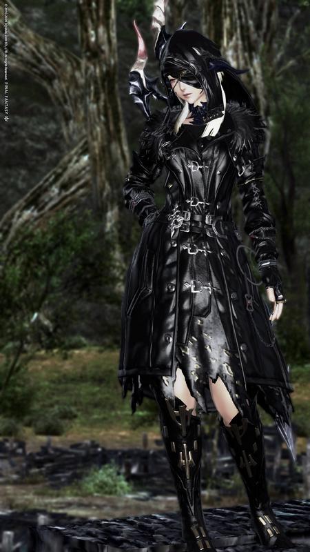 漆黒の黒魔道士