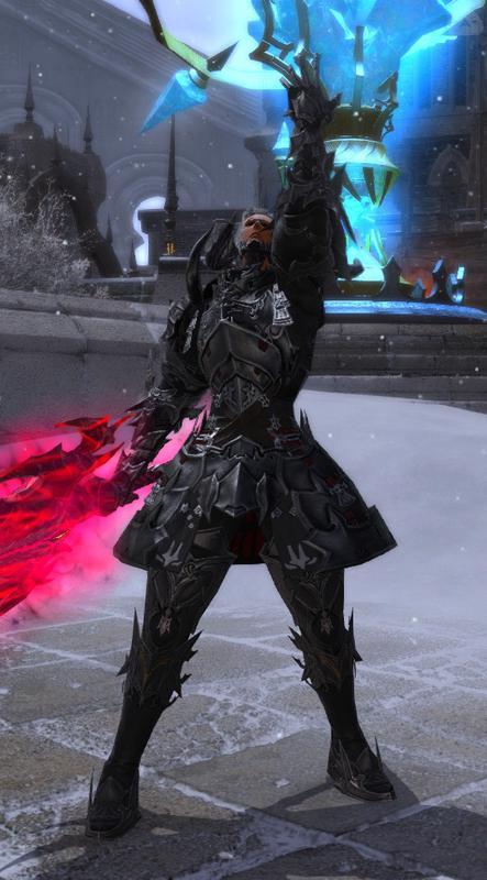 古き良き暗黒騎士