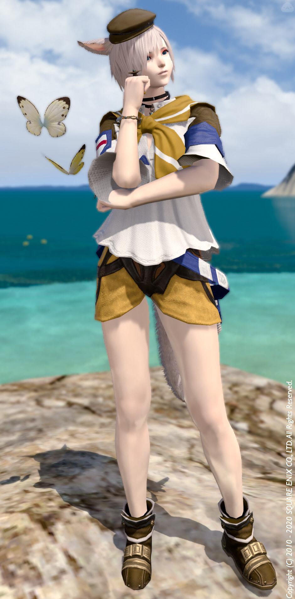 黄色の水兵さん