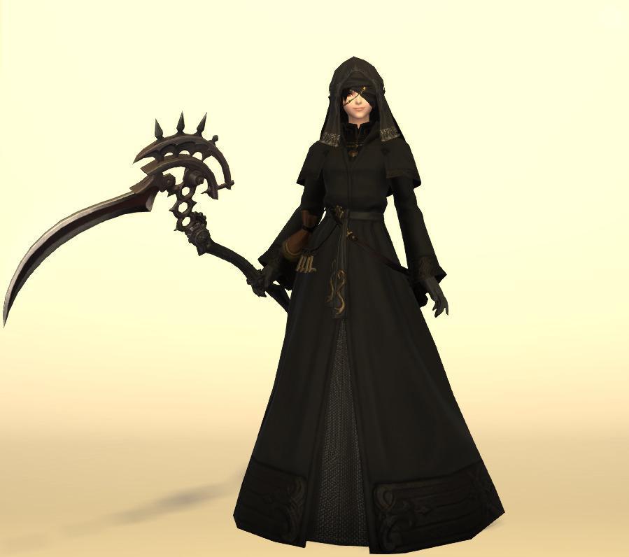 黒魔道士(敵)