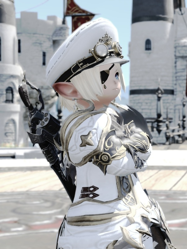 軍服Gunbreaker