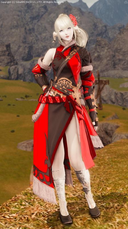 草原の格闘家