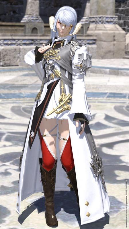 白衣っぽく