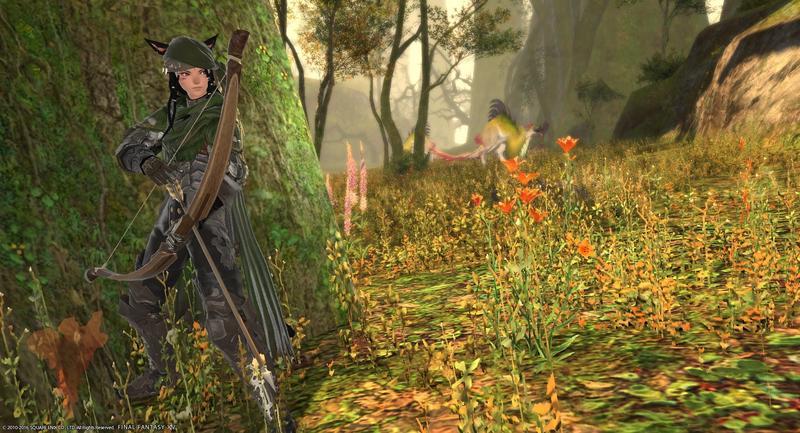 貧乏系森の狩人