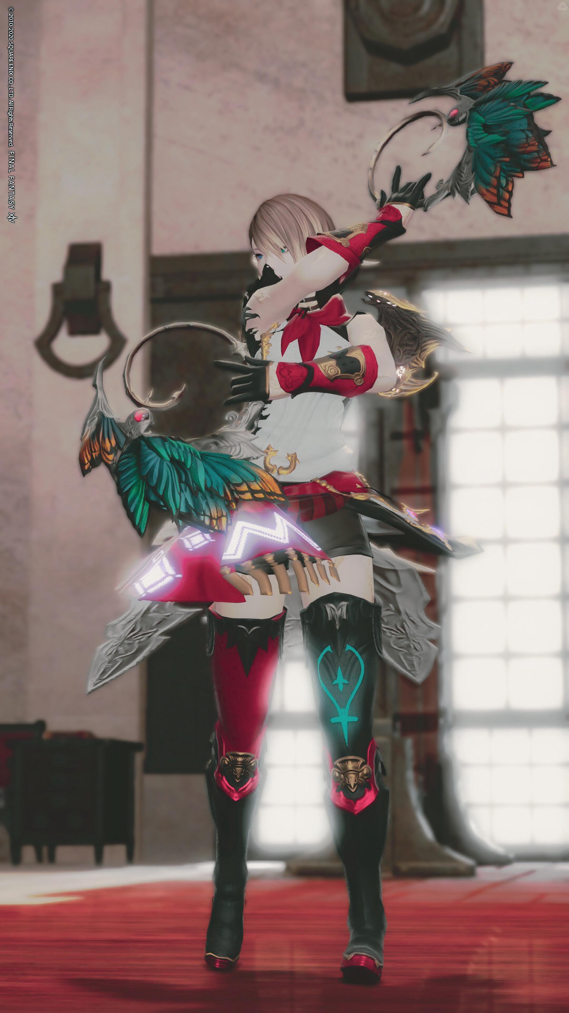 エレメンタル踊り子
