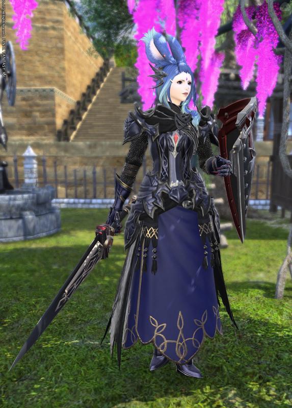 重装備な女騎士