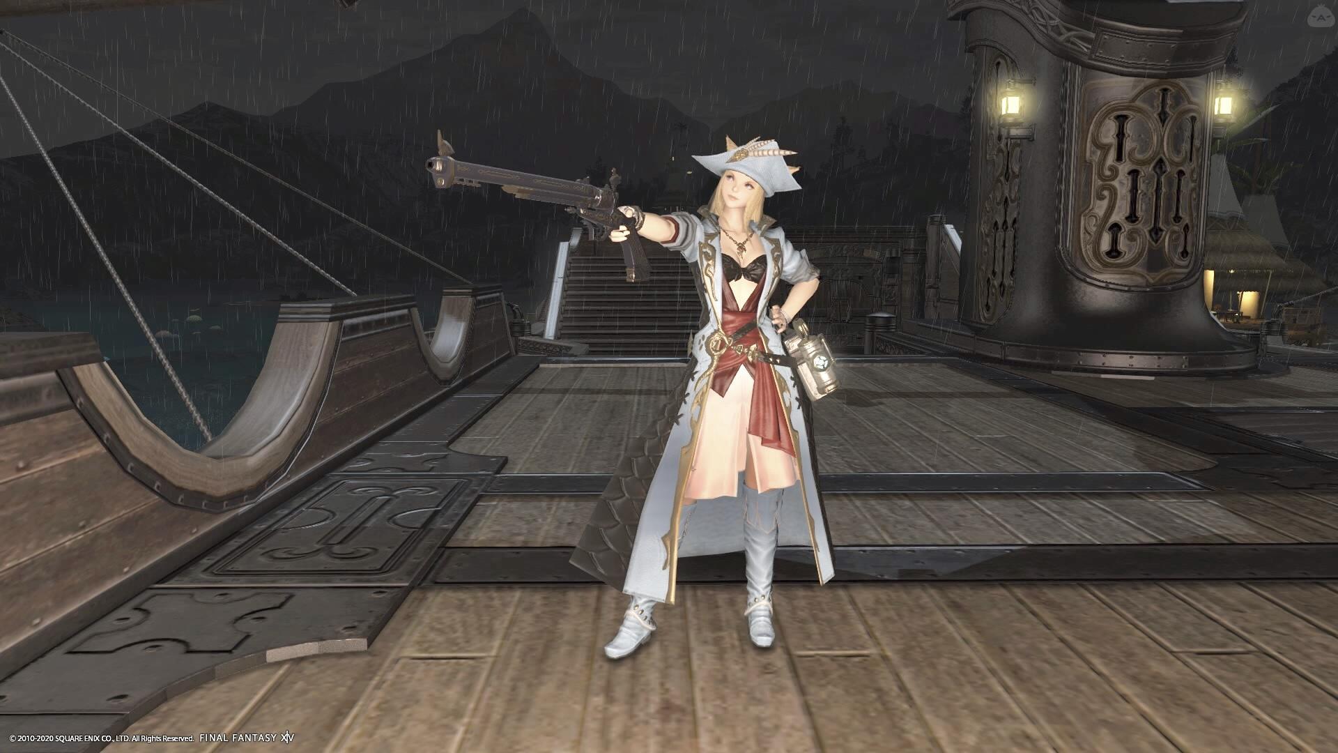 お色気女海賊