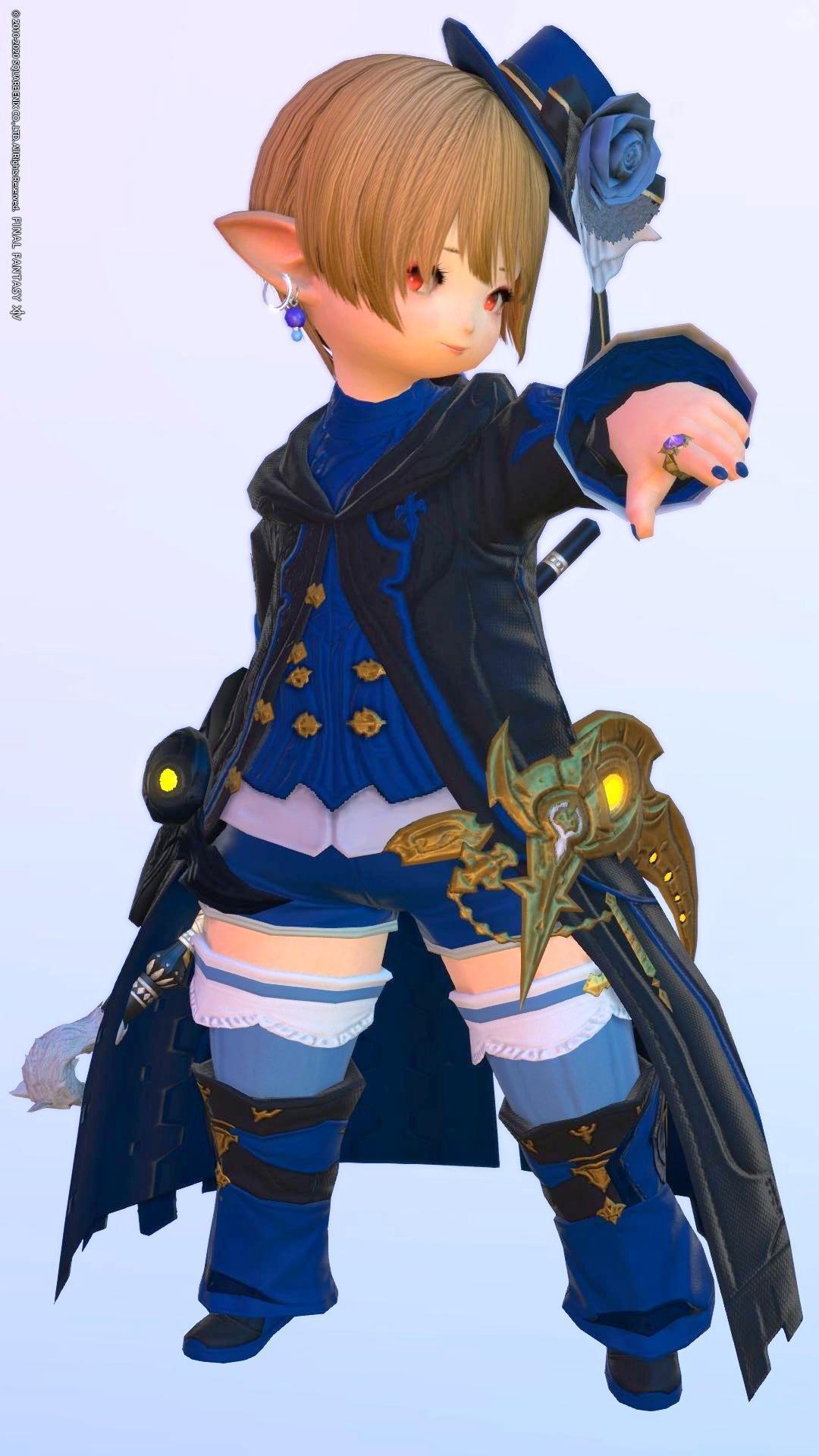 瑠璃紺の魔道士
