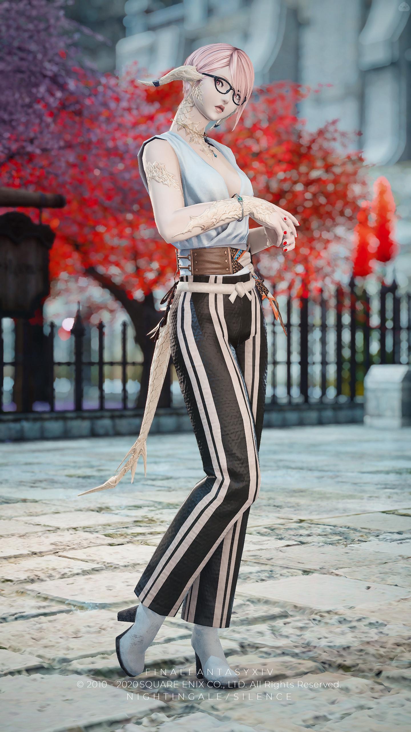 『ネオ』 ファッションチェック