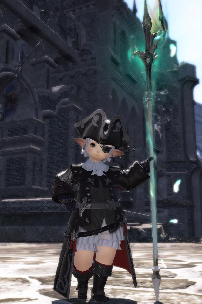 海賊風?竜騎士ミラプリ