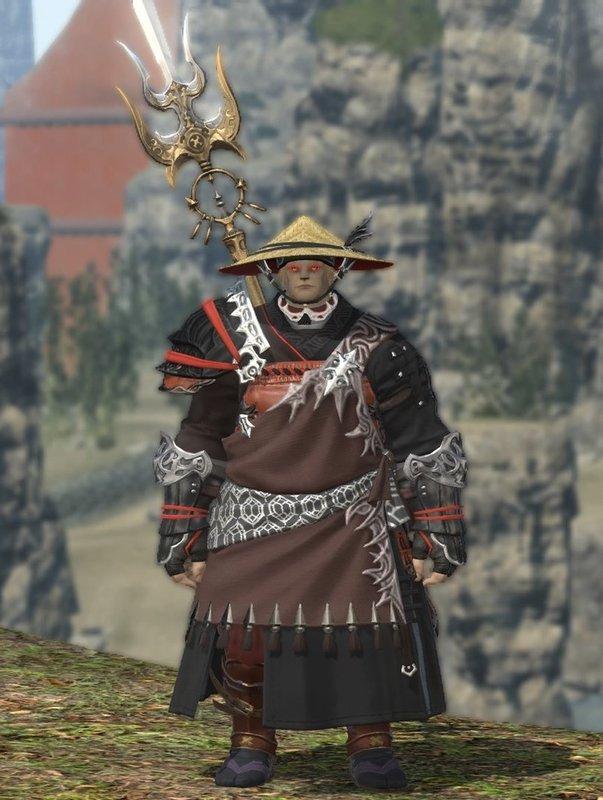 風変わりな竜騎士〜法力僧〜