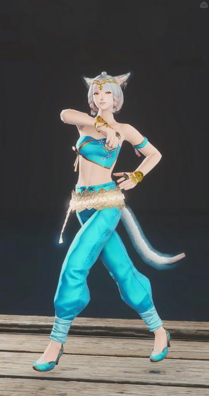 Persian Dancer