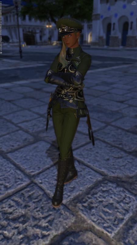 軍服ミラプリ