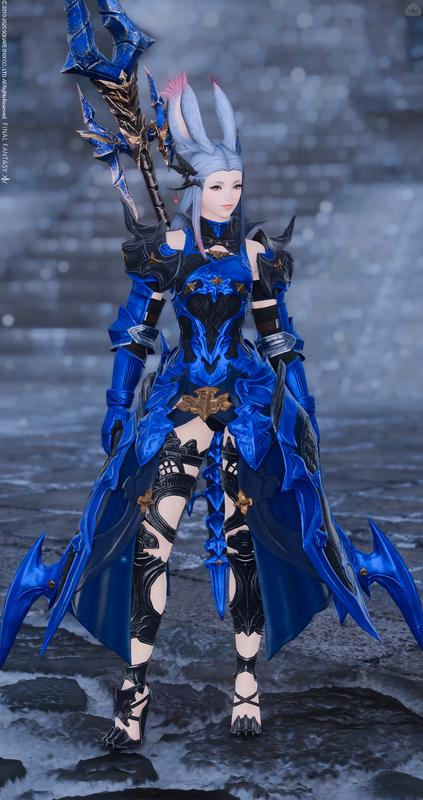 Dragoon Blue
