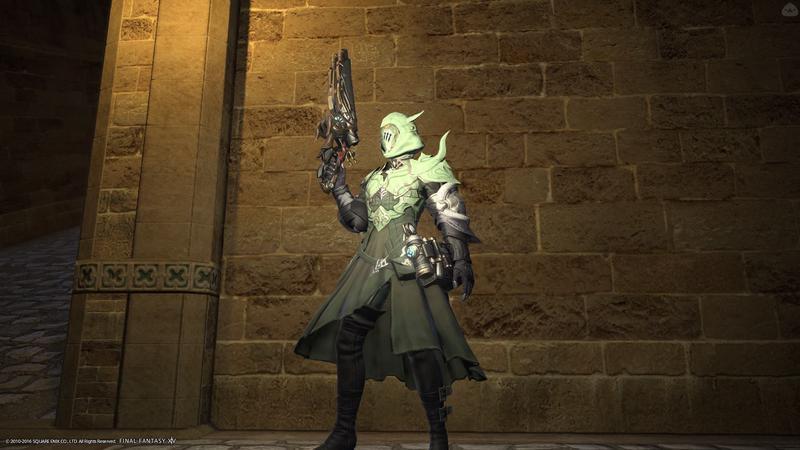 緑の暗殺者