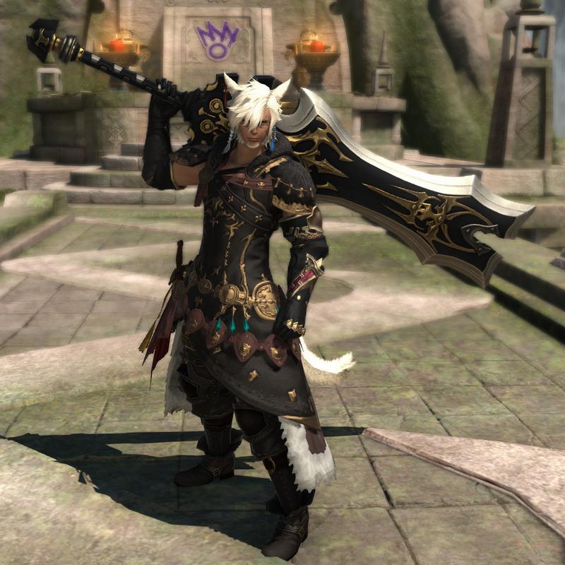 金緑石の剣士