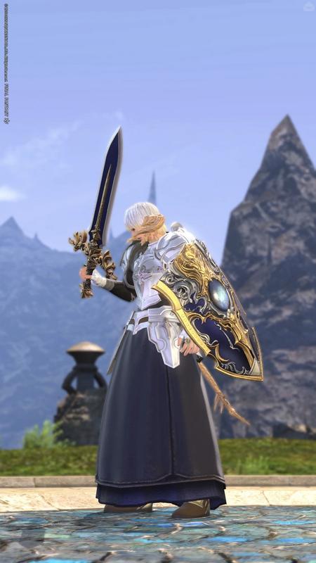剣と盾を活かすための防具
