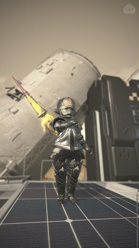 ニーア重装備風竜騎士