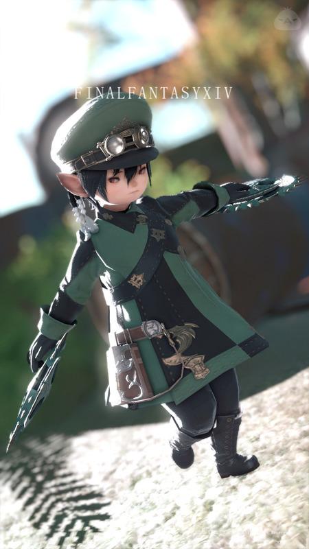 緑軍【射】