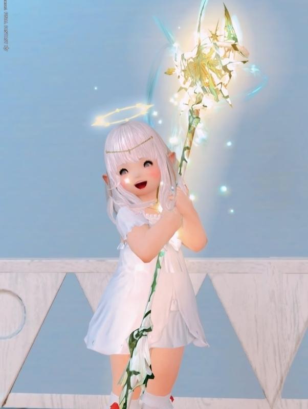 天使になりたかった・・・
