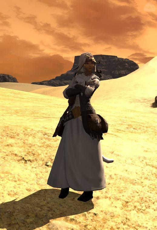 砂漠をゆく者