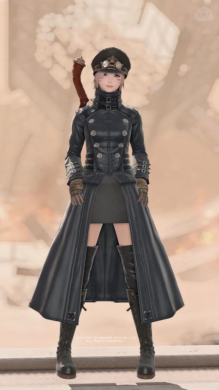 タチノタンク胴×スカート