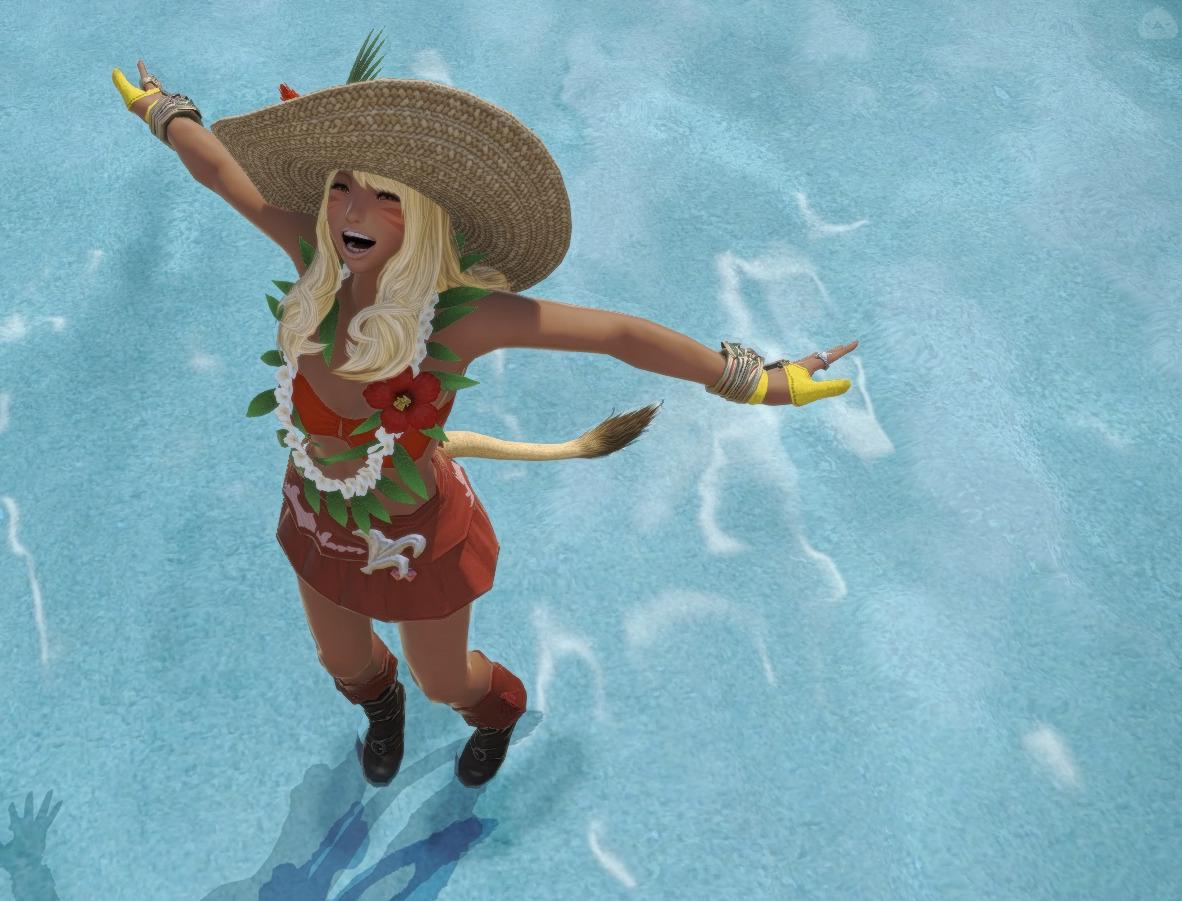 夏だ!海だ!ギャルだー!②